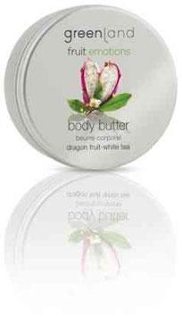 Body Butter Drachenfrucht-Weisser Tee