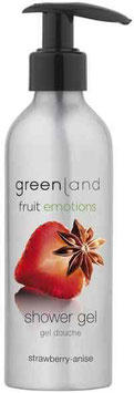 Shower Gel Fruit Emotions Erdbeere-Anis