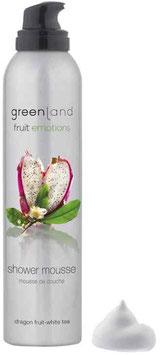 Shower Mousse Drachenfrucht-Weisser Tee