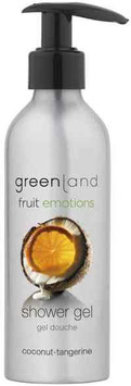 Shower Gel Fruit EMotions Kokosnuss-Mandarine