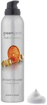 Shower Mousse Grapefruit-Ingwer