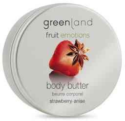Body Butter Erdbeere-Anis