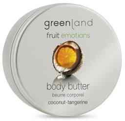 Body Butter Kokosnuss-Mandarine