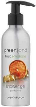Shower Gel Fruit Emotions Grapefruit-Ingwer