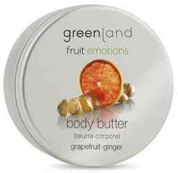Body Butter Grapefruit-Ingwer