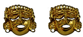 Medium Xipe Totec Earrings