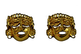Small Xipe Totec Earrings