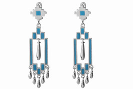 Mictlán Earrings