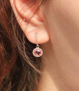 Ohrhänger CARAMELLA rosa