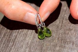 Ohrhänger GREEN DROPS