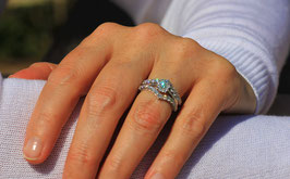 Diamantringkombination MILLE STELLE