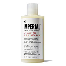 Imperial 3:1 Complete hair & body wash 265ml