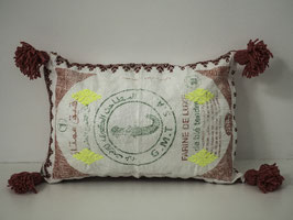 Upcycling Pillow No. 6