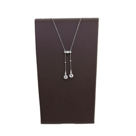 Diamant Négligé Halskette, ca. 1910