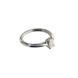 TIFFANY Diamant Solitaire Ring