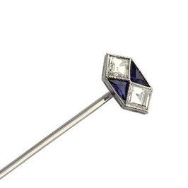 Diamant Saphire Nadel/Pin