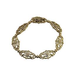 Antike Gold Armband, ca. 1850 Französisch