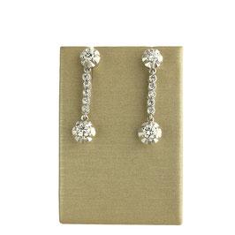 Diamant Ohrhänger