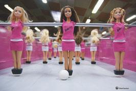 Poster Barbie Foot 2