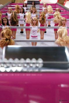 Poster Barbie Foot 11