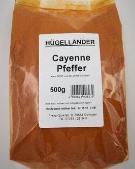 Cayenne Pfeffer