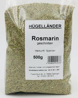 Rosmarin - geschnitten