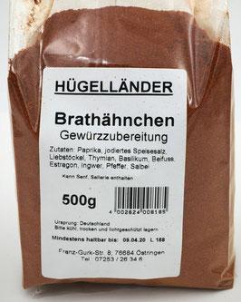 Brathähnchen - Gewürzzubereitung