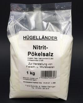 Nitrit-Pökelsalz