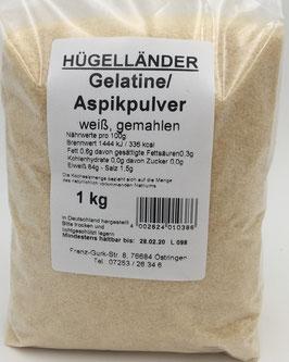 Gelatine/Aspikpulver