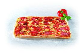 Lorenzo - Pizza Duo Salami Schinken
