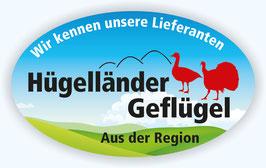 Freiland Hähnchen aus der Region