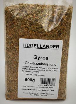 Gyros - Gewürzzubereitung