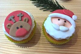 Atelier cupcakes Noël • Mer 11-12-19 à 15 h