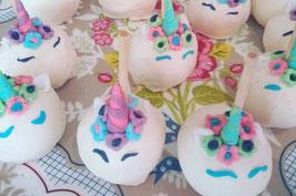 Atelier cakepop licorne • MER 26-08-20 à 14 h 30