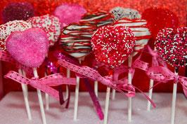 Atelier cakepop Saint Valentin • Sam 12-02-20 à 14 h 30