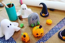 Atelier cupcakes Halloween • Jeu 22-10-20 à 10 h 15