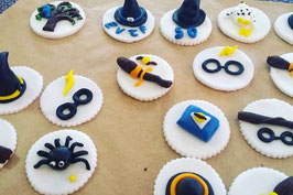 Atelier toppers Harry Potter • MER 21-10-20 à 10 h