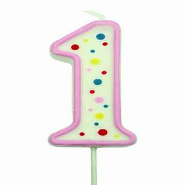 bougie anniversaire 1