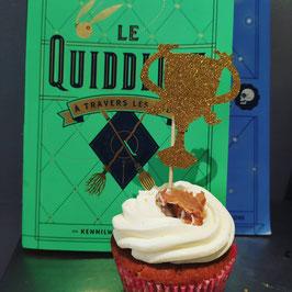 Cupcake Harry Potter