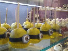 Atelier cakepop Minions • Vend 10-07-20 à 14 h 00