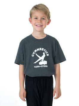 Boys T-Shirt by TURNSTERN grau
