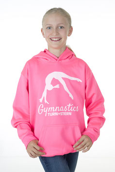 Electric Hoody Neonpink by Turnstern