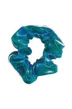 Haargummi mermaid blau