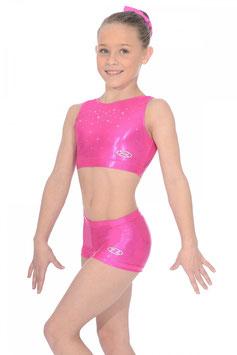 The Zone - Gymnastikoberteil Chic pink