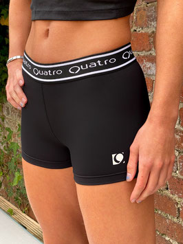 Quatro - Kingdom black Shorts