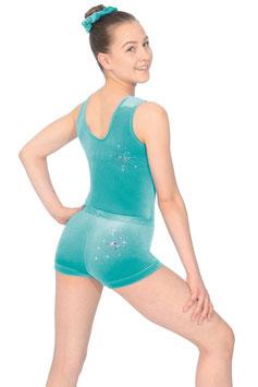 The Zone - Shorts Samt Jade Twist