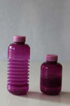 SQUEASY Trinkflasche Purpurviolett