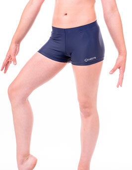 Quatro - Shorts dunkelblau matt