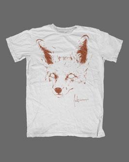 Fuchs gezeichnet (rot-braun)