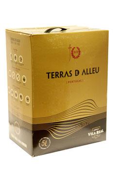 Terras D Alleu - Rotwein Box 5L